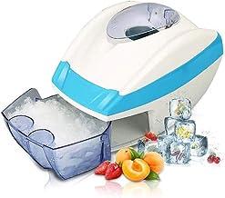 HEMFV Ice Shaver entièrement Automatique - Machine de Glace pilée Premium et cône de Neige Machine for Usage Domestique et...
