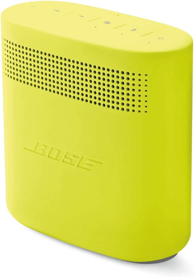 Enceinte Bluetooth Bose SoundLink Color II jaune