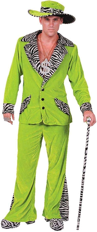 punto de venta ORION ORION ORION COSTUMES verde Pimp Costume & Hat  tienda en linea