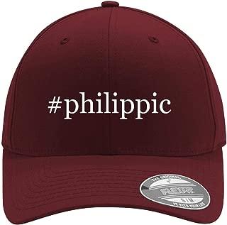 #philippic - Adult Men's Hashtag Flexfit Baseball Hat Cap