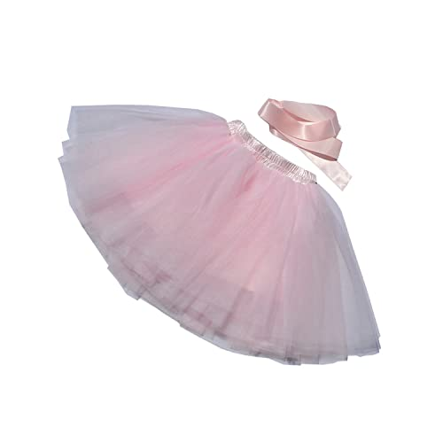 0dd0d3493e0 Classic 7 Layers Fluffy Baby Girls Tulle Skirt Princess Ballet Dance Tutu  for Christmas Party
