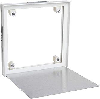Semin A03611 Trappe de Visite Alu Hydro 300 mm x 300 mm pour lAcc/ès aux Gaines Techniques et Conduites
