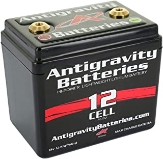 Antigravity 12 Cell Small Case Motorcycle Battery AG-1201 12 AMP Hours Race Bike
