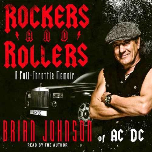 Rockers & Rollers audiobook cover art