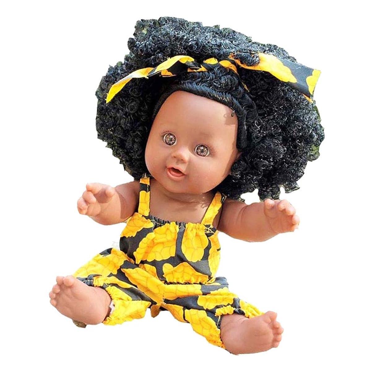 構成退院チーフ12インチベイビードール ビニールボディ アメリカガールドール 赤ちゃん人形 新生児人形 おもちゃ