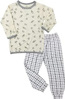 Baa Baa Sheepz Pyjamas Set, Yellow/grey, 12-18M