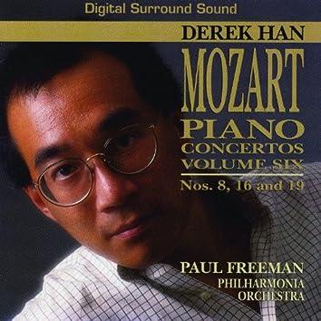 The Complete Mozart Piano Concertos, Vol. Six