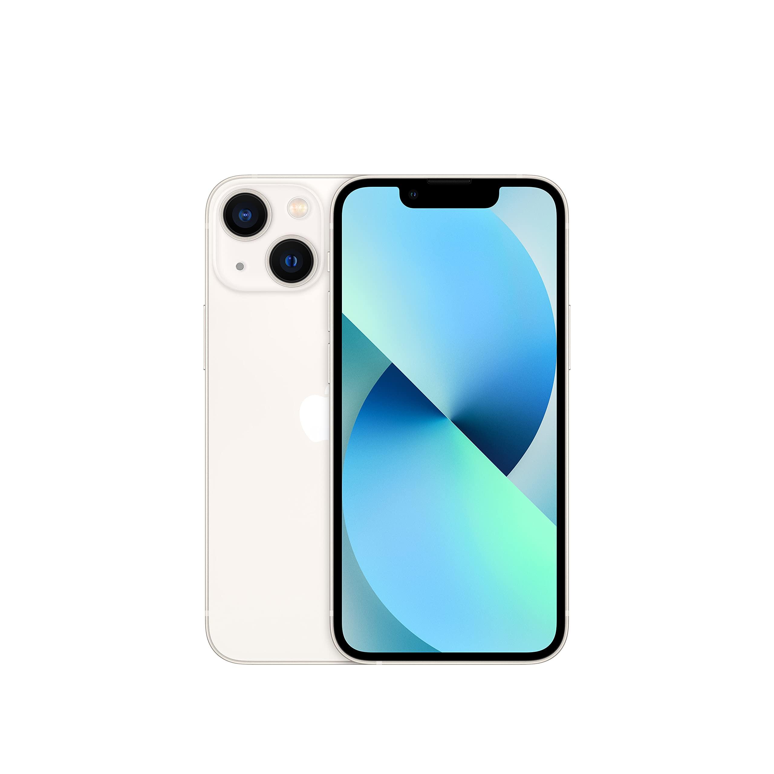 Apple iPhone 13 Mini (256GB) - Starlight