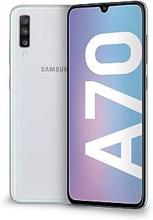 Samsung A70, Smartphone, 1, Blanco