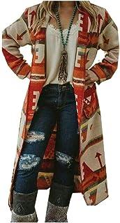 معطف حريمي من SportsXX طويل مناسب للارتداء في الخريف والشتاء