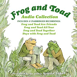 Frog and Toad Audio Collection                   By:                                                                                                                                 Arnold Lobel                               Narrated by:                                                                                                                                 Arnold Lobel                      Length: 1 hr and 29 mins     546 ratings     Overall 4.7