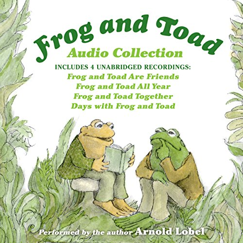 『Frog and Toad Audio Collection』のカバーアート