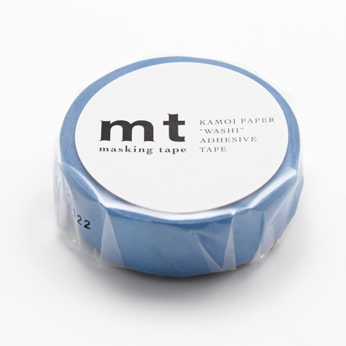 MT Solids Washi Paper Masking Tape: 3/5