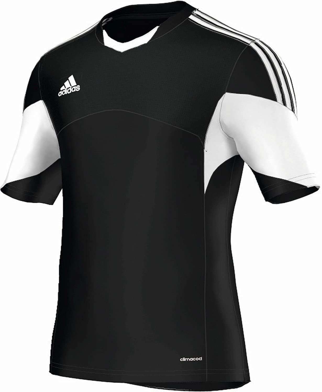 Adidas TIRO 13 Trikot SS schwarz Weiß, Gre Adidas XL