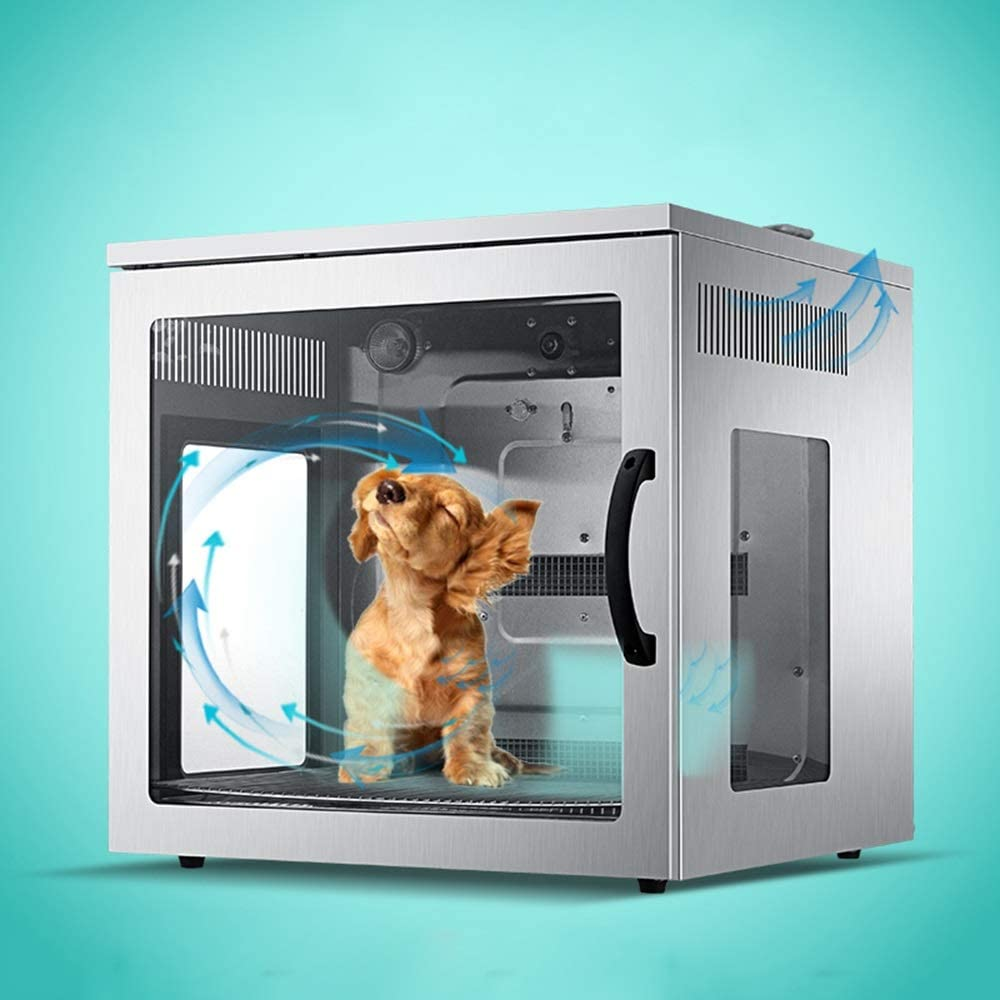 Eummit Dog Shipping included Bed Stainless Max 64% OFF Steel Cats ° Three-Dimensional 360 Bath