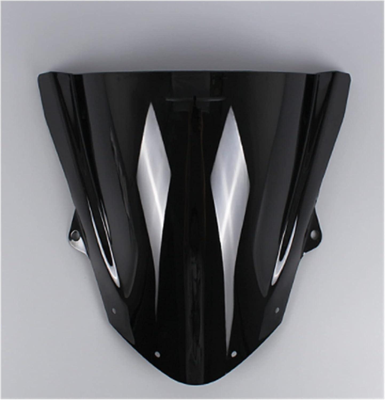 TTRS Max 55% OFF Store Windshield latest WindScreen Double Fit Bubble Kawasaki for