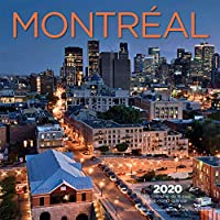 Montreal 2020 Square Wall Calendar