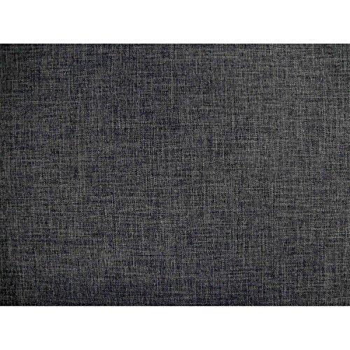 Cubierta de futón en tejido con textura de lino, línea Umax, fabricada orgullosamente en Estados Unidos, de DCG Stores.