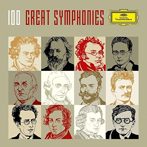 100 Great Symphonies [56 CD][Limited Edition]