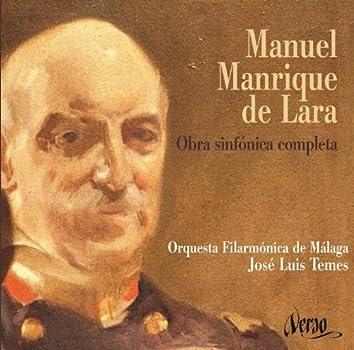 Manuel Manrique de Lara: Obra sinfónica completa
