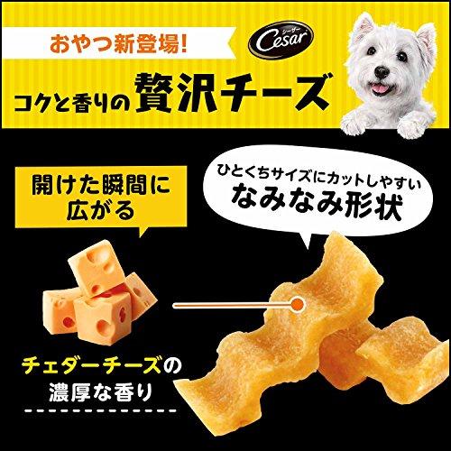 シーザー『チェダー香るコクと香りの贅沢チーズ』