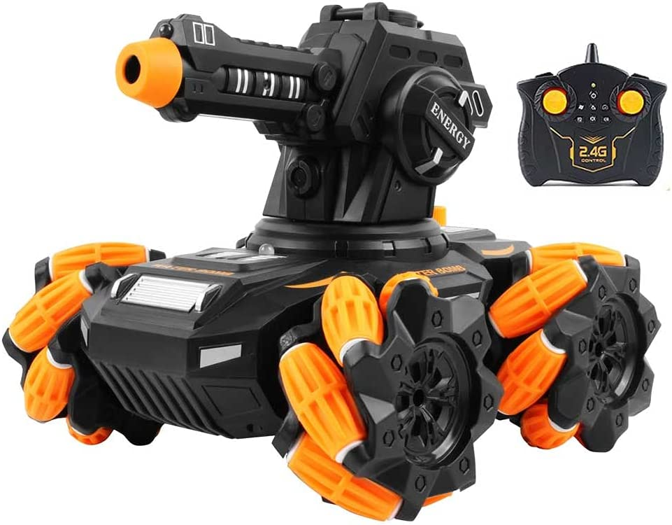4WD Burst Water Bomb Cross-Country All Don't miss the campaign Terra Tank Animer and price revision Climbing 2.4G