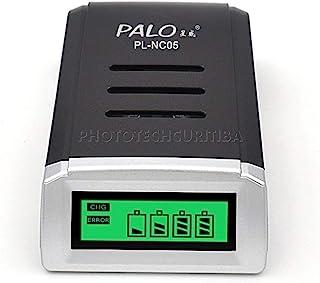 Carregador de pilhas inteligente PL-NC05