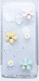 غطاء خلفي ثلاثي الأبعاد لهاتف Oppo Realme c17 / Realme 7i . 2725618242663 شفاف
