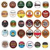 Coffee Variety Sampler Pack for Keurig K-Cup Brewers, 30 Count