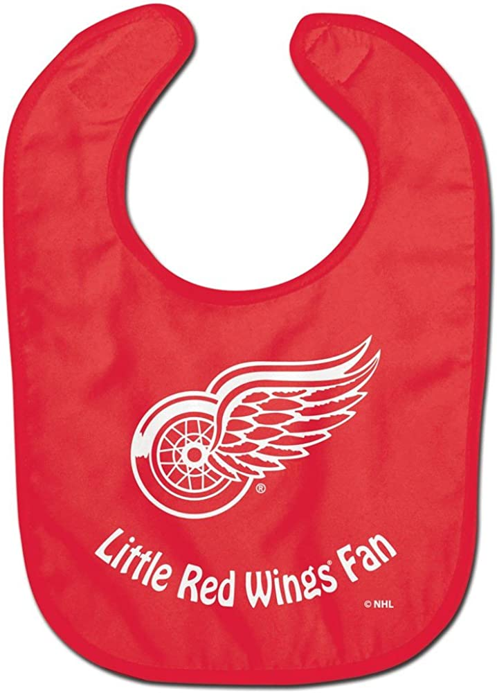 WinCraft NHL Detroit Red Wings All Pro Baby Popular shop Gorgeous is the lowest price challenge Bib WCRA2063814