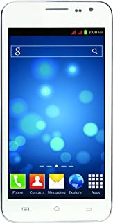 Obi S501 Wolverine - Dual Sim, 4GB, 3G, Wifi, White