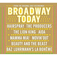 Broadway Today (Digi-Pak)【並行輸入】