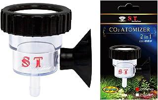 S.T. International Aquarium 2-in-1 CO2 Atomizer, 20mm