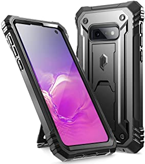 Sponsored Ad - Galaxy S10e Rugged Case with Kickstand, Poetic Heavy Duty Military Grade Full Body Cover, with Built-in-Scr...