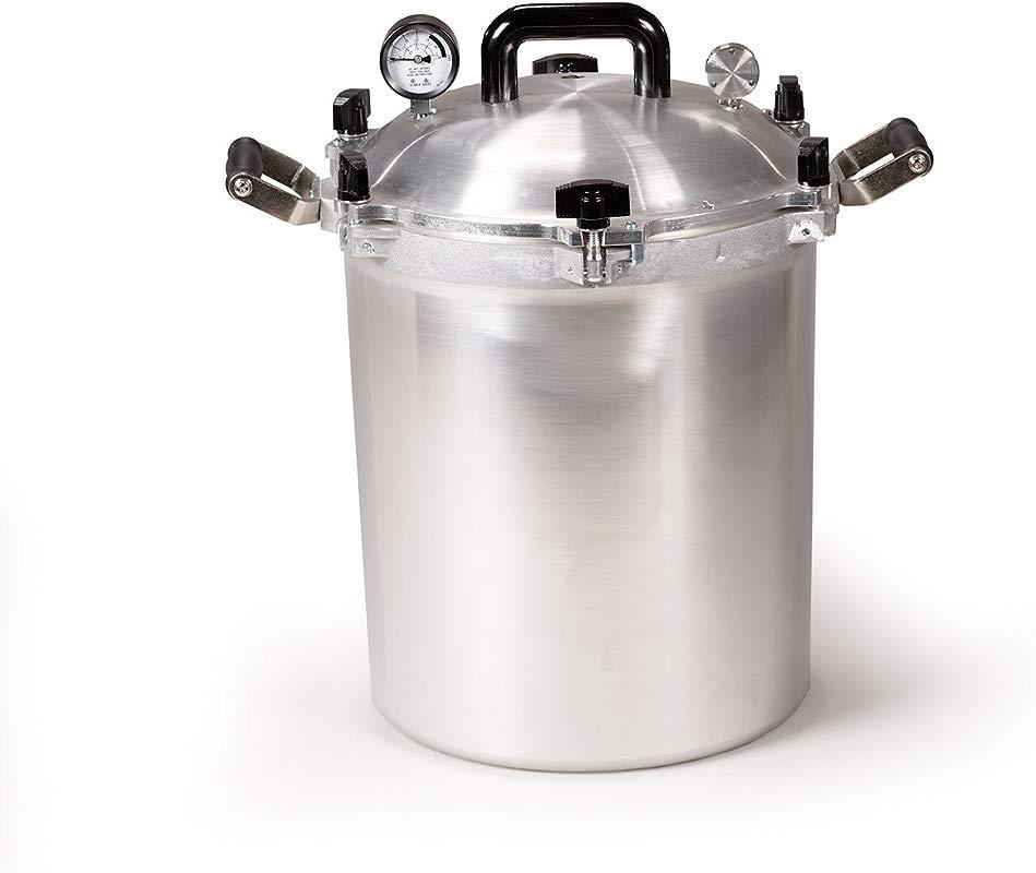 All American 30 Quart Pressure Cooker Canner