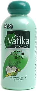 Dabur Vatika Coconut Hair Oil, 5 Fluid Ounce