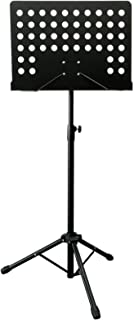 Sheet Music Stand Height Adjustable for Stage Studio School Home Practice