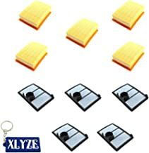 XLYZE 5X Air Filter with Pre-Filter for TS700 TS800 Cut-Off Saws Stihl 4224-141-0300 4224-141-0300A 4224-140-1801A
