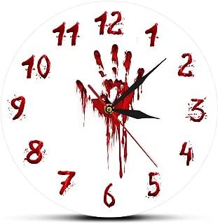 evil dead clock