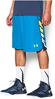 """Under Armour Men's UA Select 11"""" Shorts Electric Blue/Midnight Navy/Sunbleached Shorts SM X 11"""