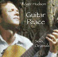 Guitar Peace by Roger Hudson (2003-07-28)