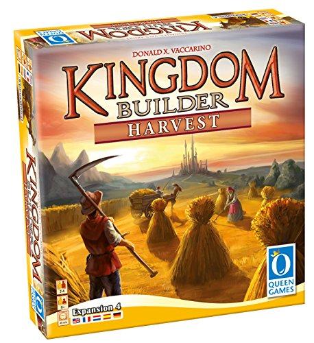 Queen Games 10232 - Kingdom Builder Erweiterung 4: Harvest
