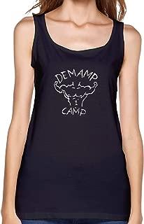 Lponvx Demamp Camp Women's Fashion Camisoles Casual Tank Tops Cotton