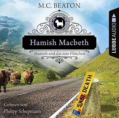 Hamish Macbeth und das tote Flittchen cover art