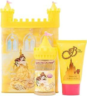 Disney Belle Castle Giftset For Girls, Eau De Toilette, 50 ml + Shower Gel, 75 ml