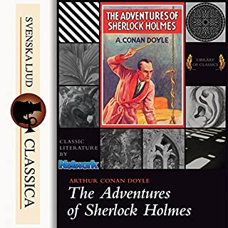 The Adventures of Sherlock Holmes                   By:                                                                                                                                 Arthur Conan Doyle                               Narrated by:                                                                                                                                 Mark F. Smith                      Length: 11 hrs and 13 mins     Not rated yet     Overall 0.0