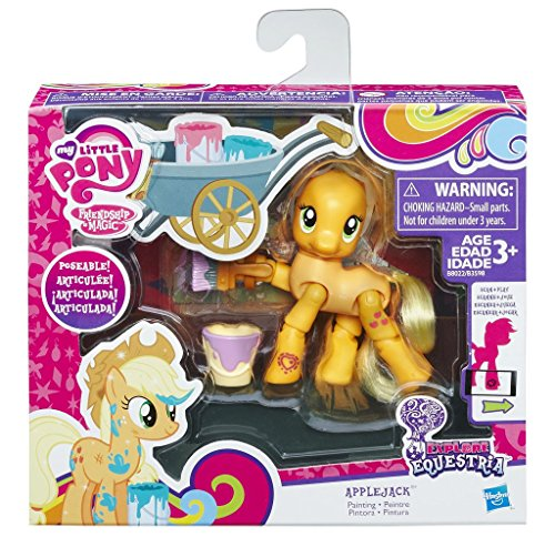 My Little Pony - B8022 - Articulé Magique - Applejack