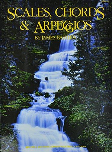 Scales, Chords And Arpeggios Levels 2 - 4 -For Piano-: Lehrmaterial, Technik für Klavier