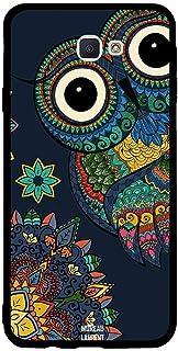 Samsung J7 Prime Case Cover Floral Owl, Moreau Laurent Premium Phone Covers & Cases Design