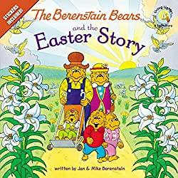 Berenstain Bears Easter Story to celebrate the real meaning of Easter